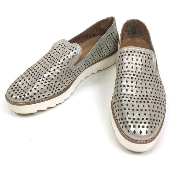 18c60a68781 Franco Sarto Shoes - Franco Sarto Florie Platform Loafer Perforated